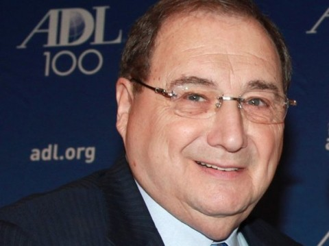 Anti-Defamation Leaguen Abraham Foxman.